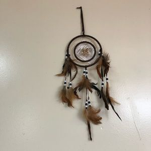 Other - DREAM CATCHER  WHITE  FEATHERS  WAII NEW